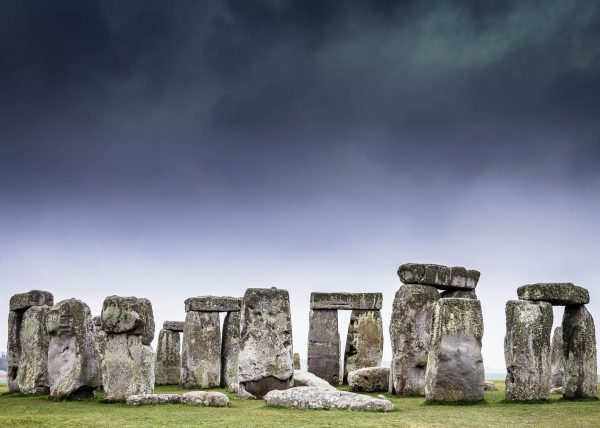 Stonehenge is perhaps the world's most famous prehistoric monument.