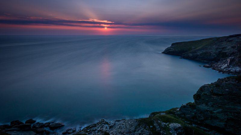 Photographing British Coast project - Cornwall