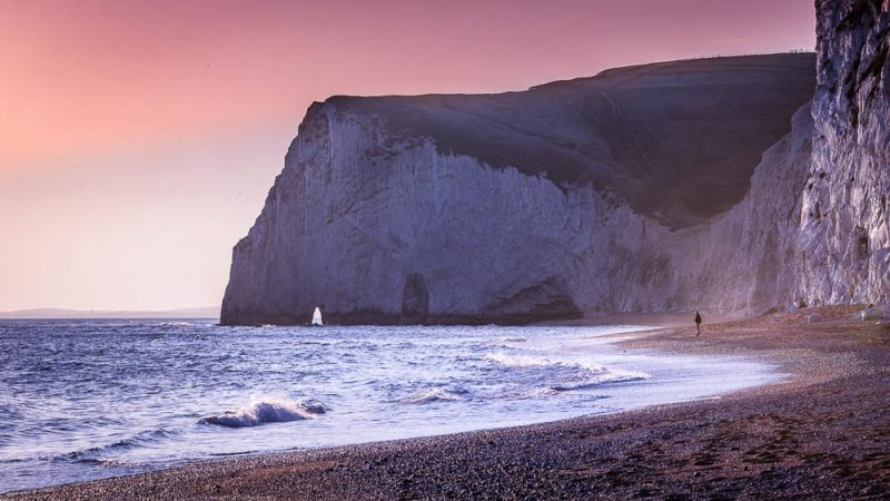 British coastline Photographic Project
