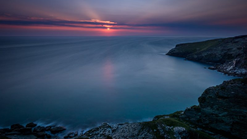 Photographing British Coast project - Cornwall
