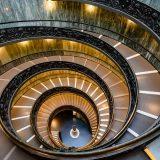 Vatican - Bramante Staircase