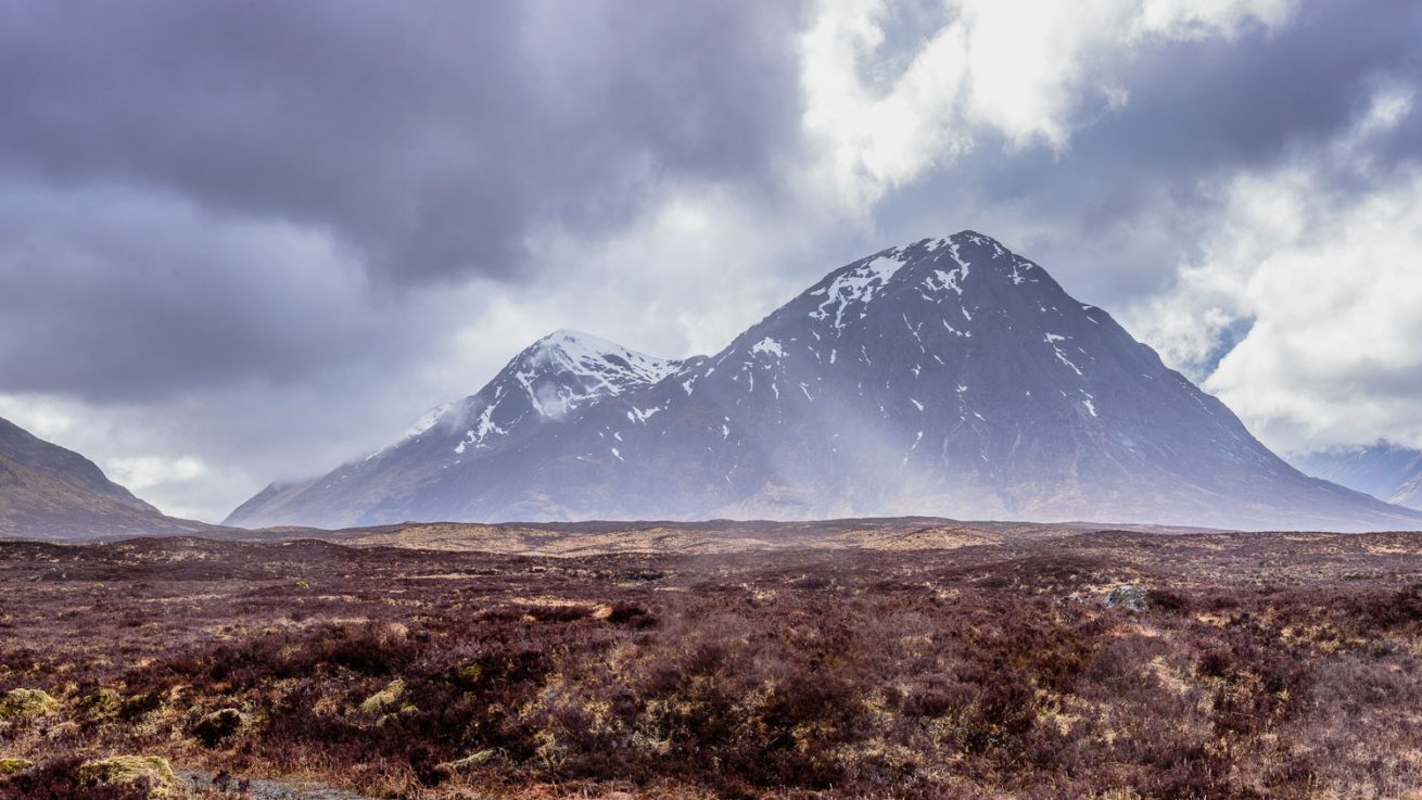 Glen Coe Panoramic by PhotoDaniel