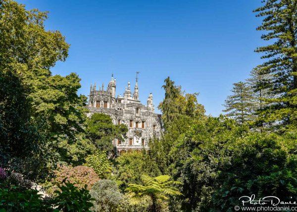 Quinta da Regaleira Sintra, Portugal